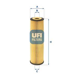 Ölfilter Ø: 46,0mm, Innendurchmesser 2: 21,3mm, Innendurchmesser 2: 21,3mm, Höhe: 158,0mm mit OEM-Nummer 271 180 00 09