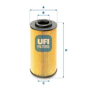 2011 KIA Ceed ED 1.6 CRDi 90 Oil Filter 25.070.00