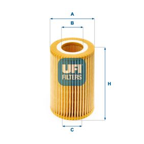Filtro de aceite 25.074.00 CIVIC 8 Hatchback (FN, FK) 2.2 CTDi (FK3) ac 2021