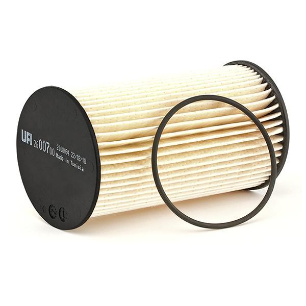 Inline fuel filter UFI 26.007.00 8003453088993