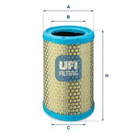 Luftfilter 27.273.00 TWINGO 2 (CN0) 1.2 16V Bj 2012