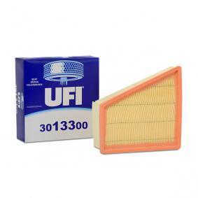 Luftfilter Länge: 213,0mm, Breite: 218,0mm, Höhe: 69,0mm mit OEM-Nummer 5Z0129620A