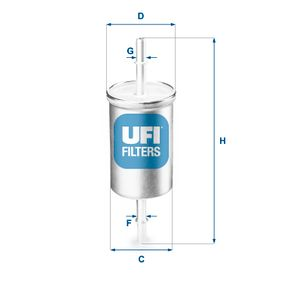 Fuel filter Article № 31.769.00 £ 140,00