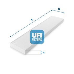 Filter, Innenraumluft Art. Nr. 53.017.00 120,00 €
