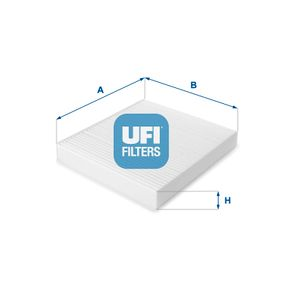 Filter, Innenraumluft Art. Nr. 53.035.00 120,00€