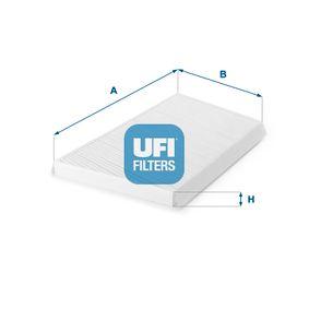 Filter, Innenraumluft Art. Nr. 53.094.00 120,00€