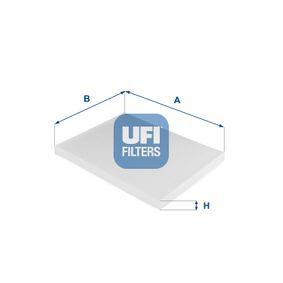 Filter, Innenraumluft Art. Nr. 53.124.00 120,00€