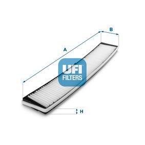 Filter, Innenraumluft 53.158.00 3 Limousine (E46) 320d 2.0 Bj 1999