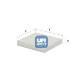 Filter, interior air Article № 53.160.00 £ 140,00