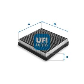 Filter, Innenraumluft Art. Nr. 54.113.00 120,00 €