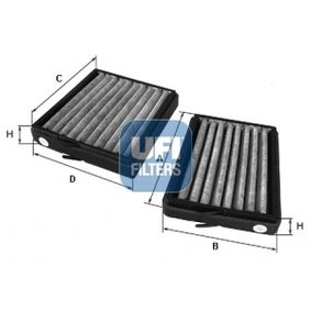 Filter, Innenraumluft Art. Nr. 54.130.00 120,00 €