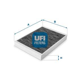 Filter, Innenraumluft Art. Nr. 54.166.00 120,00€