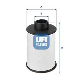 UFI 60.H2O.00 conoscenze specialistiche