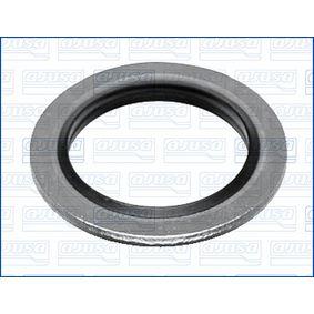 AJUSA  00502300 Ölablaßschraube Dichtung Ø: 24mm, Dicke/Stärke: 1,5mm, Innendurchmesser: 16,5mm