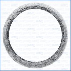 Dichtung, Abgasrohr Ø: 69mm, Innendurchmesser: 54mm mit OEM-Nummer 206958H310