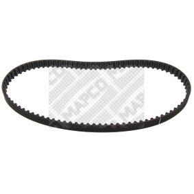 MAPCO  43100 Zahnriemen Breite: 17mm