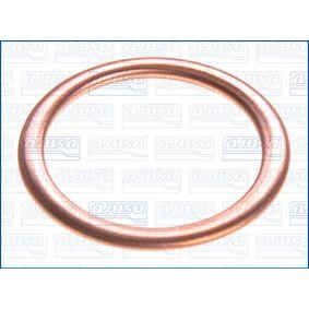 AJUSA  18001800 Anello di tenuta, vite di scarico olio Ø: 26mm, Spessore: 2,5mm, Diametro interno: 20mm