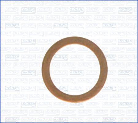 AJUSA  21010600 Ölablaßschraube Dichtung Ø: 17mm, Dicke/Stärke: 1,5mm, Innendurchmesser: 12mm