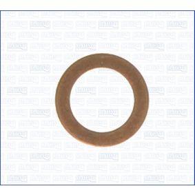 AJUSA  21011200 Anello di tenuta, vite di scarico olio Ø: 19mm, Spessore: 1,5mm, Diametro interno: 12mm