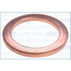 Уплътнителен пръстен, пробка за източване на маслото Ø: 20мм, дебелина: 1,5мм, вътрешен диаметър: 14мм с ОЕМ-номер 7522709