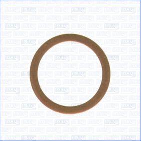 AJUSA  21017100 Anello di tenuta, vite di scarico olio Ø: 24mm, Spessore: 1,5mm, Diametro interno: 18mm