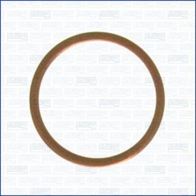 AJUSA  21019500 Ölablaßschraube Dichtung Ø: 27mm, Dicke/Stärke: 1,5mm, Innendurchmesser: 22mm