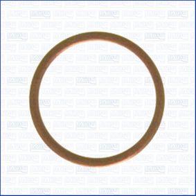 Ölablaßschraube Dichtung Ø: 27mm, Dicke/Stärke: 1,5mm, Innendurchmesser: 22mm mit OEM-Nummer 1650 8460