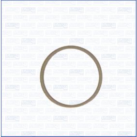 Seal, oil drain plug Ø: 15mm, Thickness: 1,5mm, Inner Diameter: 12mm with OEM Number 07 11 9 963 130
