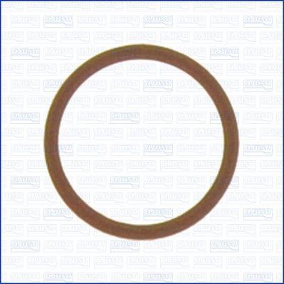 AJUSA  23005600 Ölablaßschraube Dichtung Ø: 27,5mm, Dicke/Stärke: 1,5mm, Innendurchmesser: 22,5mm