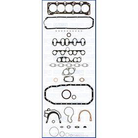 AJUSA Dichtungsvollsatz, Motor 50061800 für AUDI COUPE (89, 8B) 2.3 quattro ab Baujahr 05.1990, 134 PS