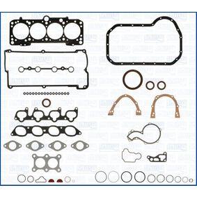 AJUSA Dichtungsvollsatz, Motor 50181300 für AUDI 80 Avant (8C, B4) 2.0 E 16V ab Baujahr 02.1993, 140 PS