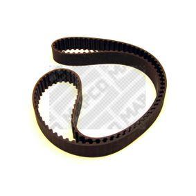 Zahnriemen Breite: 27mm mit OEM-Nummer 1680 600 QBE