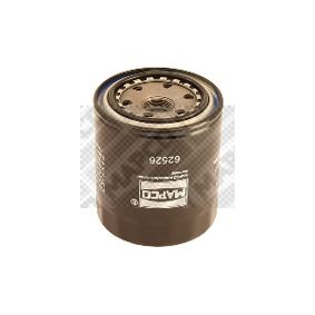 Ölfilter Ø: 102mm, Innendurchmesser 2: 72,4mm, Innendurchmesser 2: 80mm, Höhe: 126,2mm mit OEM-Nummer 04152 03006