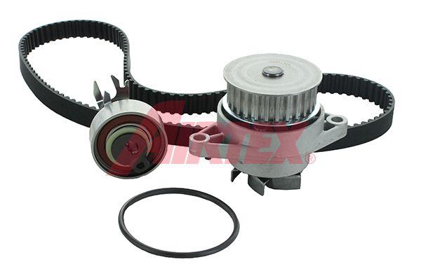 Wasserpumpe + Zahnriemenkit WPK-153003 AIRTEX WPK-153003 in Original Qualität