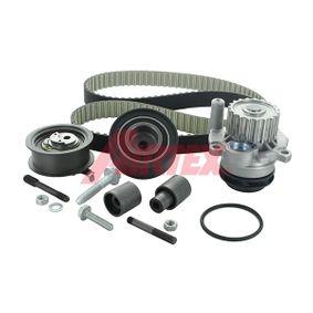 2000 Skoda Octavia 1u 1.9 TDI Water pump and timing belt kit WPK-937802