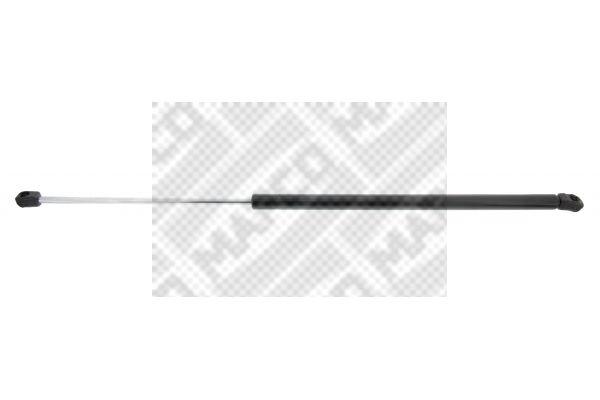MAPCO  91865 Heckklappendämpfer / Gasfeder Länge: 640mm, Hub: 255mm