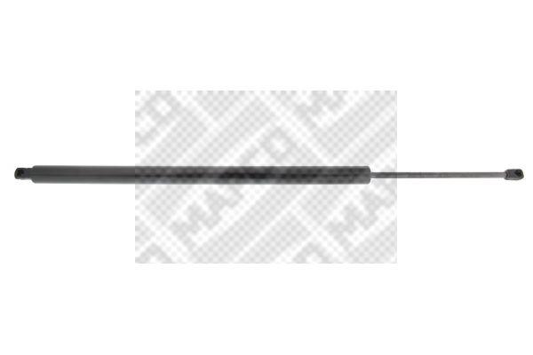 MAPCO  91888 Heckklappendämpfer / Gasfeder Länge: 755mm, Hub: 220mm