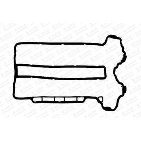 Ventildeckeldichtung für OPEL CORSA C (F08, F68) 1.2 75 PS ab Baujahr 09.2000 GOETZE Dichtung, Zylinderkopfhaube (50-029167-00) für