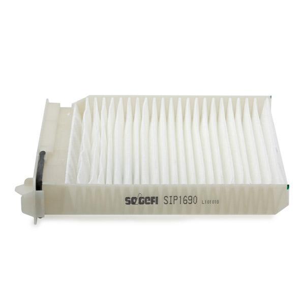 Cabin Air Filter PURFLUX AH207 3286064050626
