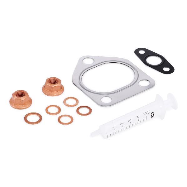 Juego de montaje, turbocompresor ELRING 11652246048 evaluación