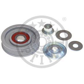Deflection / Guide Pulley, v-ribbed belt Ø: 72mm, Ø: 72mm, Ø: 72mm with OEM Number 38942-P01-003