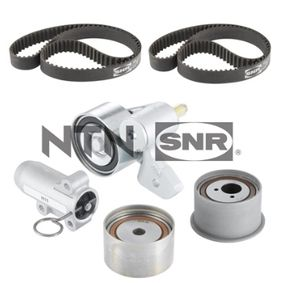 SNR Zahnriemensatz KD457.69 für AUDI A4 Avant (8E5, B6) 3.0 quattro ab Baujahr 09.2001, 220 PS