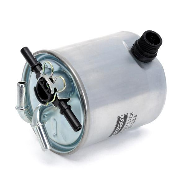 Inline fuel filter MAPCO 63239 expert knowledge