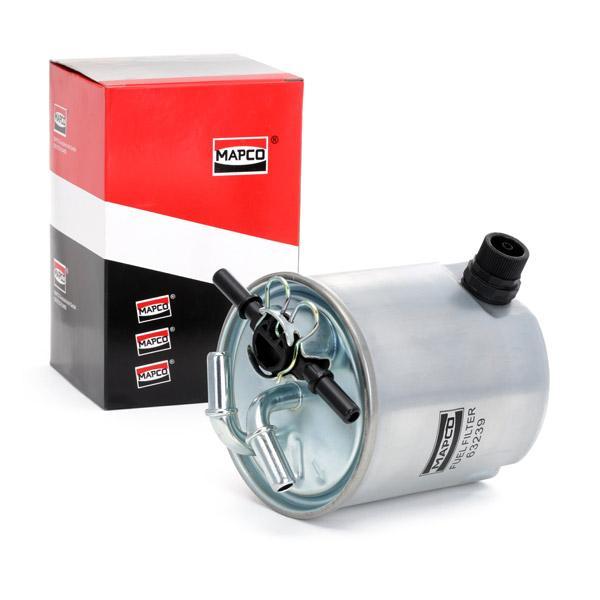 Inline fuel filter MAPCO 63239 4043605505507