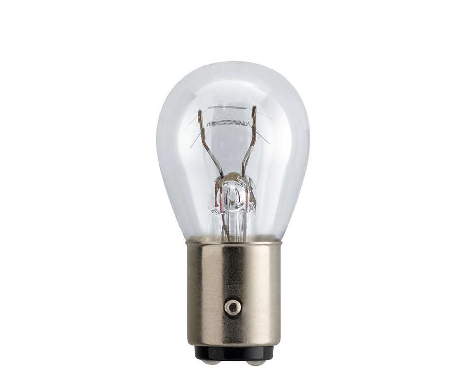 Bulb, brake / tail light 12594B2 PHILIPS P214W original quality