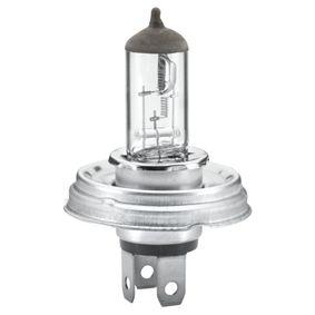 Glühlampe, Hauptscheinwerfer R2 (Bilux), P45T, 24V, 75/70W 8GJ 003 133-242