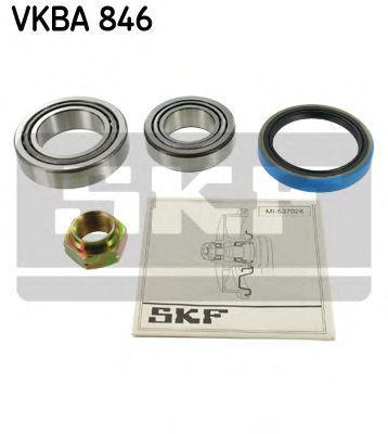 SKF  VKBA 846 Radlagersatz