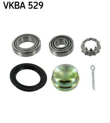 Radlagersatz SKF VKBD0149 Erfahrung