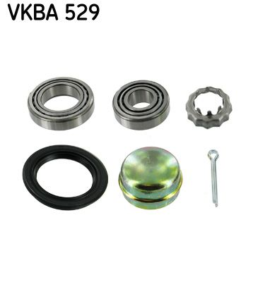 Jogo de rolamentos de roda SKF VKBD0149 conhecimento especializado