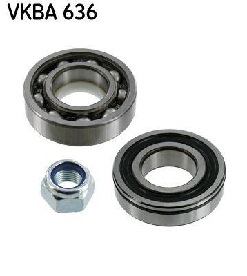 SKF  VKBA 636 Radlagersatz